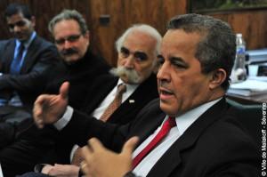 Rencontre de l'ambassadeur de Cuba