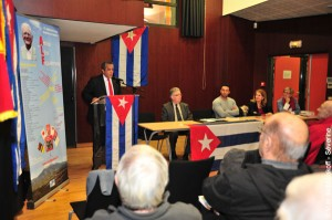 Soiree Conference Cubaine