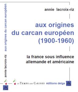 Carcan européen Couv